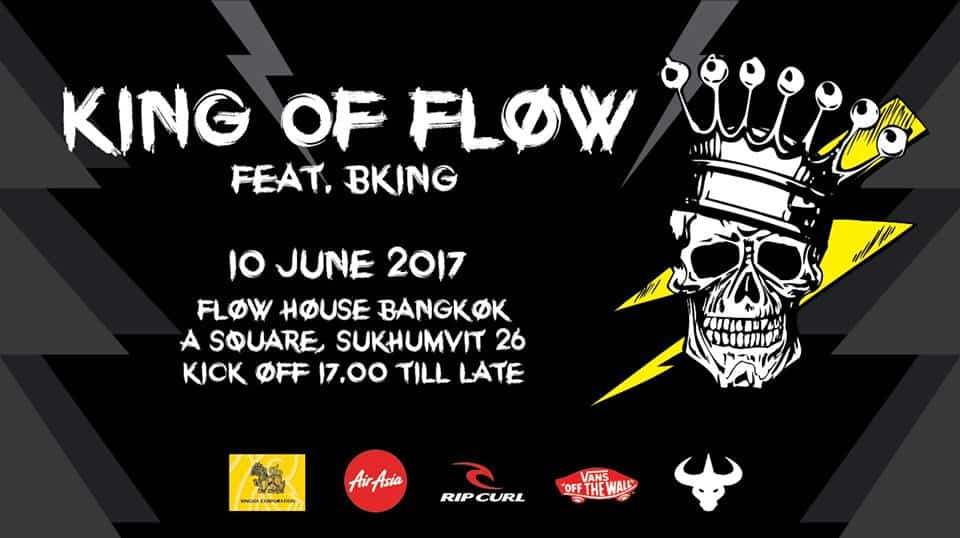 KING OF FLOW BKK