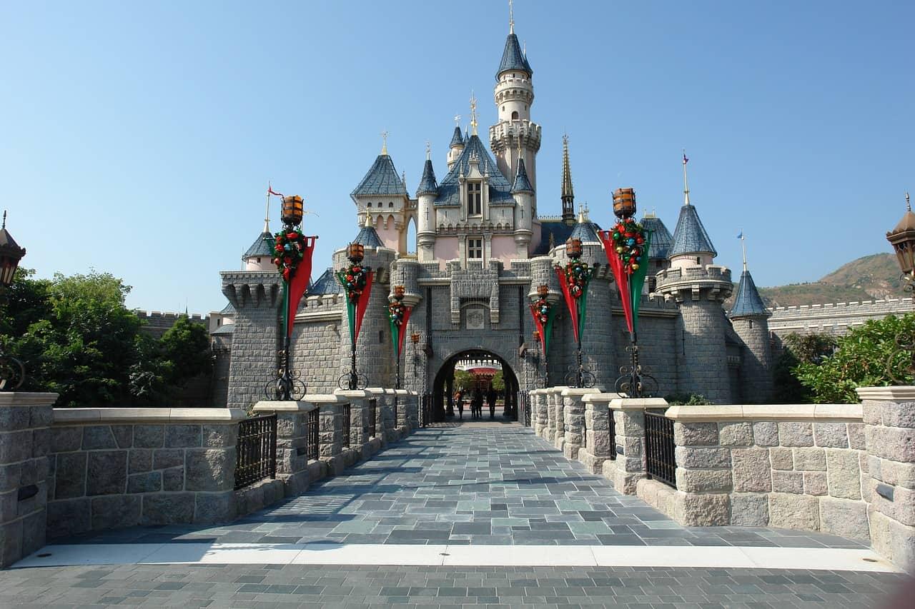 4 ฮ่องกงดิสนีย์แลนด์ Hongkong Disneyland (Cr.hongkong-1485723_1280)