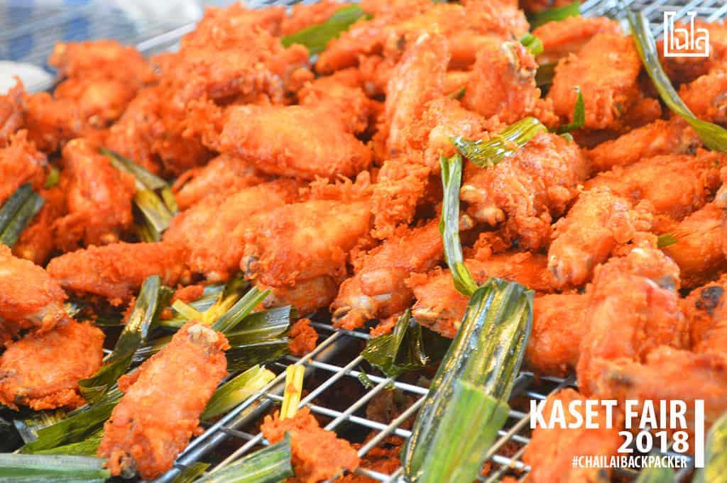 80+ #ไก่ทอดฉีดน้ำปลา #พิกัด : โซน L Food Truck