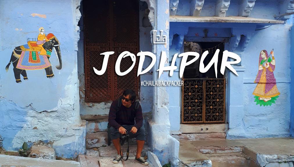 Jodhpur India Cover