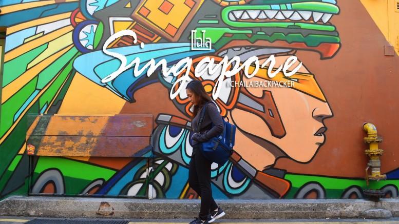 Singapore Travel Cover