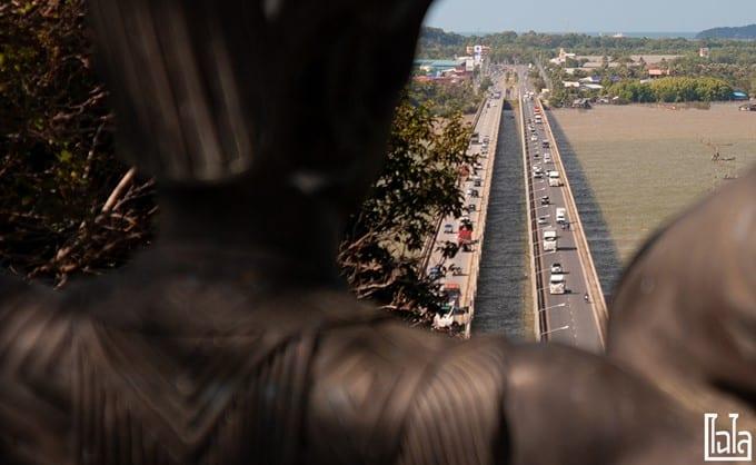 สะพานติณสูลานนท์ เกาะยอ สงขลา