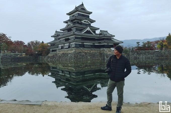 ปราสาท มัตสึโมโตะ