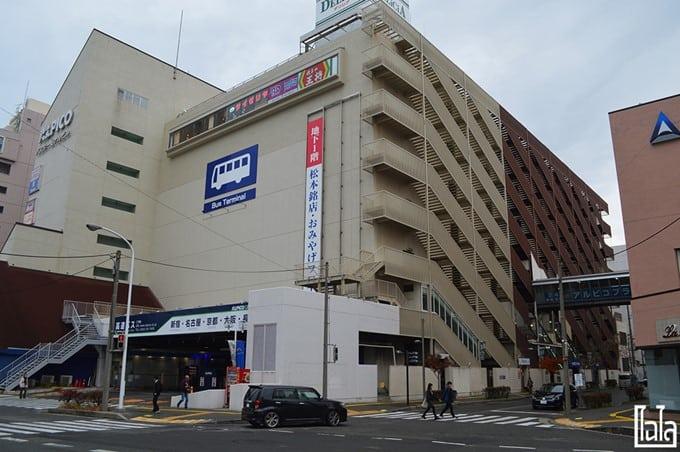 Matsumoto Bus Terminal