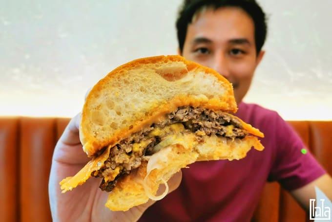 Smizzle Burger